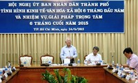 Kinh tế xã hội thành phố Hồ Chí Minh 6 tháng năm 2015: Phục hồi và tăng trưởng khá