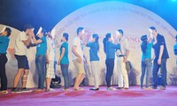 Giao lưu tuổi trẻ Đà Nẵng với thanh niên Việt kiều tham dự Trại hè Việt Nam 2015