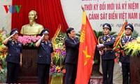 Chủ tịch nước trao tặng Danh hiệu AHLLVTND thời kỳ đổi mới cho lực lượng Cảnh sát biển VN