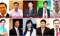 Hà Nội tuyên dương doanh nhân trẻ Thăng Long năm 2015