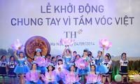 Khởi động chương trình Sữa học đường - Vì tầm vóc Việt