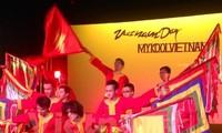 Sinh viên Việt Nam tại New Zealand quảng bá văn hóa dân tộc