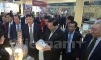 Khai mạc hội chợ triển lãm Hàng Việt Nam chất lượng cao tại Liên bang Nga