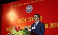 Bộ Thông tin và truyền thông thúc đẩy việc xây dựng Chính phủ điện tử