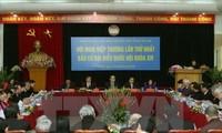 Hội nghị hiệp thương lần thứ nhất bầu cử đại biểu Quốc hội khóa XIV tại các địa phương