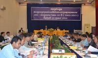 Việt - Lào xây dựng khu vực biên giới ổn định và phát triển