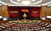 Ngày làm việc thứ hai Hội nghị lần thứ hai Ban Chấp hành Trung ương Đảng khóa XII