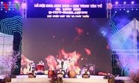 Khai mạc Lễ hội Hoa Anh đào và Mai vàng Yên Tử, Hạ Long 2016
