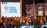 Hội chợ ẩm thực ASEAN lần thứ nhất tại Campuchia