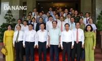 Sớm đưa Đà Nẵng trở thành một trong những đô thị lớn của cả nước