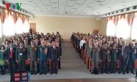 Đại hội thành lập Hội cựu chiến binh Việt Nam toàn Ukraine