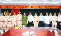 Phó Thủ tướng Trương Hòa Bình yêu cầu bảo vệ tuyệt đối an toàn cho cuộc bầu cử