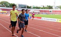 Khai mạc Giải vô địch điền kinh trẻ châu Á năm 2016