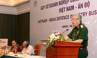 Gặp gỡ doanh nghiệp công nghiệp quốc phòng Việt Nam-Ấn Độ