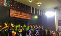Tổ chức lễ tang cấp cao dành cho 9 thành viên tổ bay CASA - 212