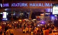 Người Phát ngôn Bộ Ngoại giao Việt Nam lên án vụ tấn công khủng bố tại Sân bay Atatturk,  Thổ Nhĩ Kỳ