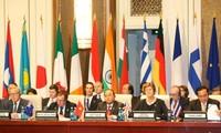 Thủ tướng Nguyễn Xuân Phúc dự phiên khai mạc Hội nghị cấp cao Á-Âu (ASEM) 11