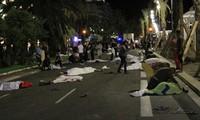 Lãnh đạo Việt Nam gửi điện chia buồn vụ tấn công khủng bố tại thành phố Nice, Cộng hòa Pháp