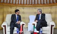 Các cuộc tiếp xúc song phương của Phó Thủ tướng, Bộ trưởng Ngoại giao Phạm Bình Minh