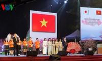 Lễ hội giao lưu văn hóa Việt-Nhật 2016