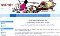 Thông tin dạy tiếng Việt trực tuyến cho NVNONN; thi viết TN, SV bảo vệ chủ quyền biển đảo