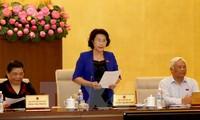 Khai mạc phiên họp thứ 2 của Ủy ban Thường vụ Quốc hội khóa XIV