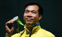 Vận động viên Hoàng Xuân Vinh - Niềm tự hào của thể thao Việt Nam