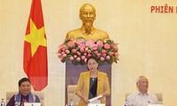 Bế mạc Kỳ họp thứ ba Ủy ban thường vụ Quốc hội khóa XIV