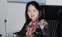 Phó Chủ nước Đặng Thị Ngọc Thịnh tiếp Đoàn cựu giáo viên kiều bào Thái Lan
