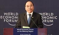 Thủ tướng Nguyễn Xuân Phúc: Kết nối kinh tế trong khu vực Mekong phải được xem là một trọng tâm
