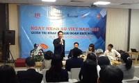 Kết nối doanh nhân và cộng đồng nhân sự Việt Nam