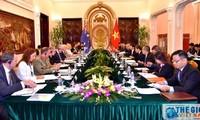 Việt Nam và Australia đối thoại về ngoại giao và quốc phòng