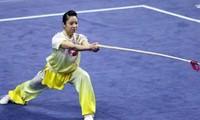 Việt Nam giành 3 huy chương biểu diễn quyền Wushu thế giới