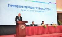 Hội thảo khởi động các hoạt động của năm APEC 2017