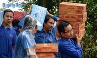 Nhiều hoạt động tình nguyện thiết thực vì đất nước