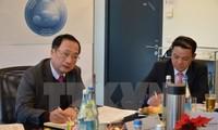 Việt Nam, Thụy Sĩ chia sẻ kinh nghiệm quản lý trong lĩnh vực an ninh