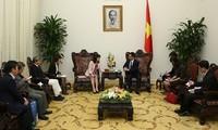 Quan hệ Đối tác chiến lược giữa Việt Nam và Nhật Bản tiếp tục phát triển