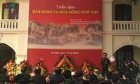 Ký ức về Hà Nội mùa đông năm 1946 qua hiện vật lịch sử