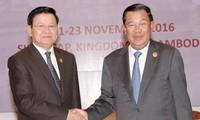 Campuchia và Lào khánh thành cặp cửa khẩu quốc tế Trapeng Krean – Nongnuk Khean
