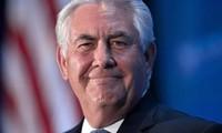 Điện mừng Ngoại trưởng Hoa Kỳ