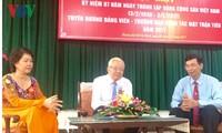 Nhiều hoạt động thiết thực kỷ niệm 87 năm Ngày thành lập Đảng Cộng sản Việt Nam