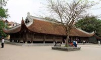 Chùa và văn hóa làng