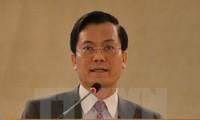 Việt Nam kêu gọi cộng đồng quốc tế cùng nỗ lực xử lý tác động của biến đổi khí hậu với quyền trẻ em