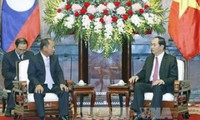Tăng cường hợp tác giữa lực lượng công an Việt Nam và Lào