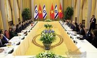 Hợp tác kinh tế và khoa học công nghệ là trụ cột ưu tiên trong quan hệ song phương Việt Nam-Israel