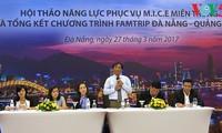 Đà Nẵng-Quảng Nam: Điểm đến của Hội nghị du lịch kết hợp hội nghị, hội thảo (MICE)