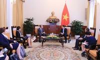 Vương quốc Bỉ và Việt Nam mong muốn nâng cấp quan hệ hai nước lên Đối tác chiến lược