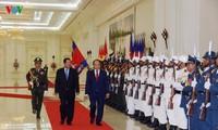 Toàn văn Tuyên bố chung Việt Nam - Campuchia