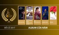 Lễ trao giải Âm nhạc cống hiến năm 2017