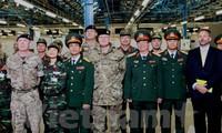 Việt Nam- Vương quốc Anh đẩy mạnh hợp tác trên lĩnh vực gìn giữ hòa bình
